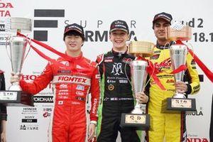 全日本F3第3戦表彰式