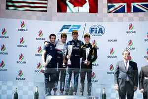 Nicholas Latifi, DAMS Jack Aitken, CAMPOS RACING and Juan Manuel Correa, SAUBER JUNIOR TEAM BY CHAROUZ