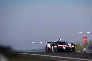 #7 Toyota Gazoo Racing Toyota TS050: Mike Conway, Kamui Kobayashi, Jose Maria Lopez, Brendon Hartley, Sébastien Buemi