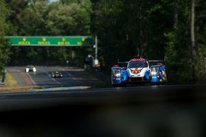 #23 Panis Barthez Competition Ligier JSP217 Gibson: Rene? Binder, Julien Canal, Will Stevens, Timothe? Buret