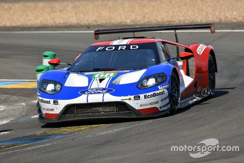 GTE-Pro: #68 Ford Chip Ganassi Racing Team USA, Ford GT