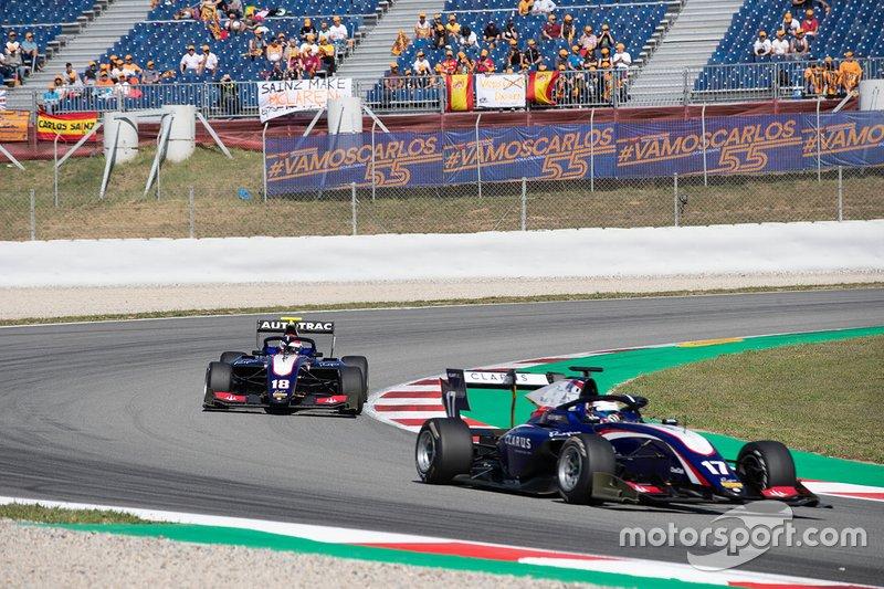Devlin DeFrancesco, Trident and Pedro Piquet, Trident