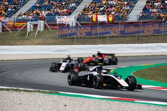 Nyck De Vries, ART Grand Prix, Callum Ilott, Sauber Junior Team By Charouz