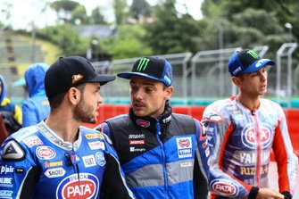 Sandro Cortese, GRT Yamaha WorldSBK, Alex Lowes, Pata Yamaha