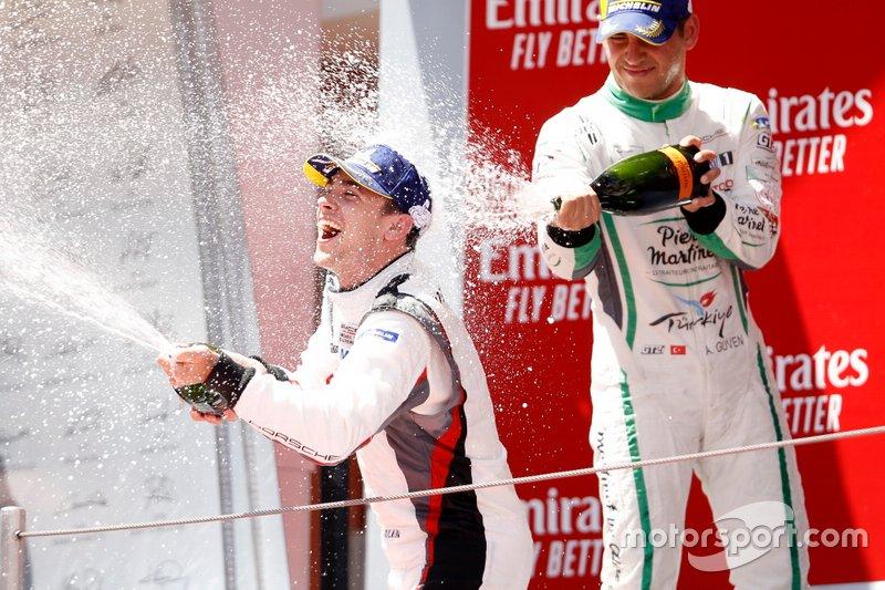Podio: Julien Andlauer, BWT Lechner Racing