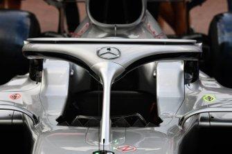 Mercedes AMG F1 W10 halo