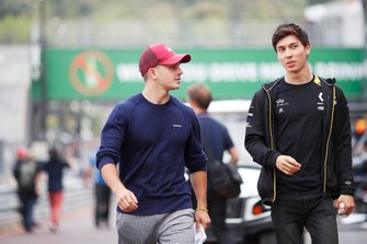 Dorian Boccolacci, CAMPOS RACING and Jack Aitken, CAMPOS RACING