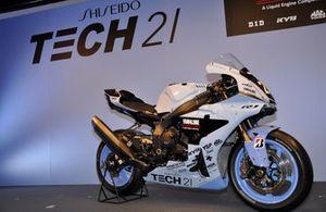 Onthulling van de Yamaha-machine voor de 8 uur van Suzuka 2019 met de FZR750