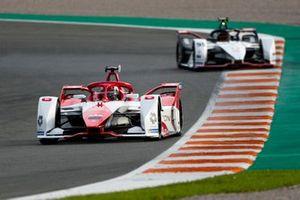 Nico Müller, Dragon Penske Autosport, Penske EV-4, Pascal Wehrlein, TAG Heuer Porsche, Porsche 99X Electric