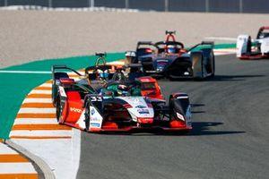 Rene Rast, Audi Sport ABT Schaeffler, Audi e-tron FE07, Jean-Eric Vergne, DS Techeetah, DS E-Tense FE20