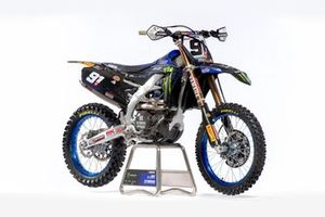 Motor Jeremy Seewer, Monster Energy Yamaha Factory Racing