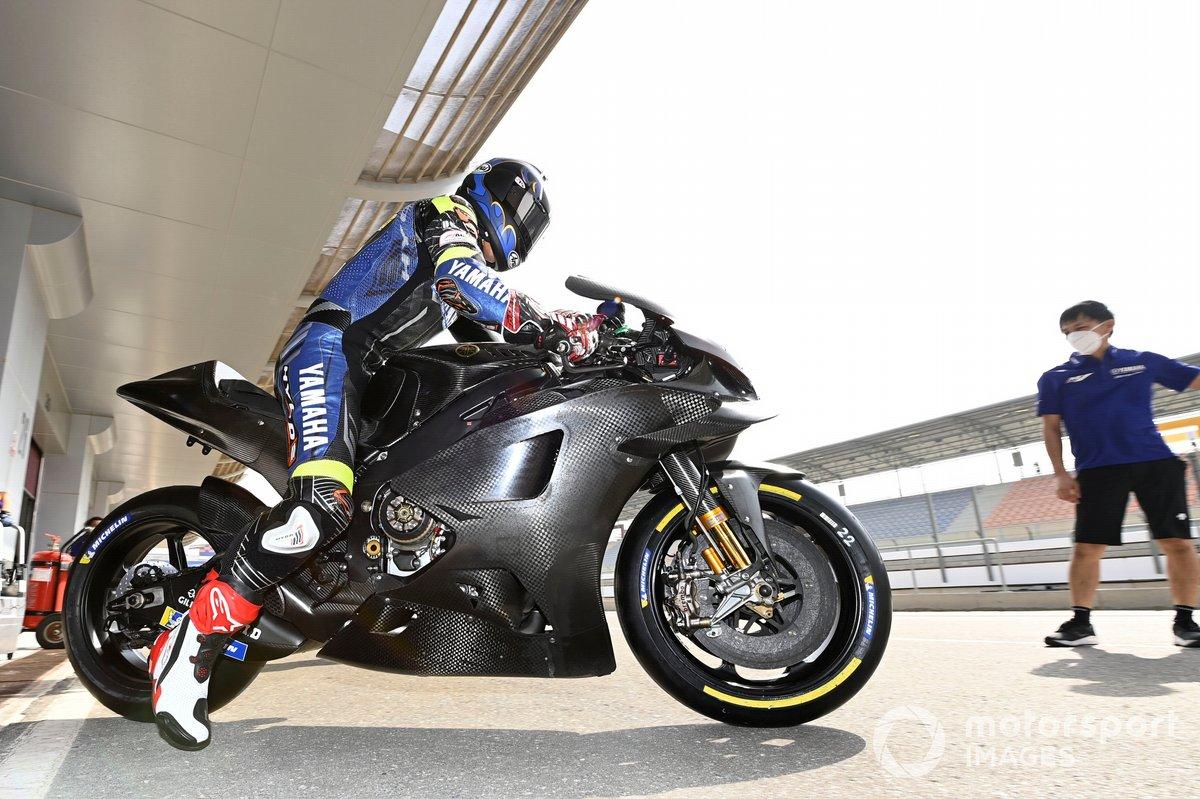 27º Yamaha Test3 (¿Katsuyuki Nakasuga?), Yamaha Factory Racing - 1:55.831