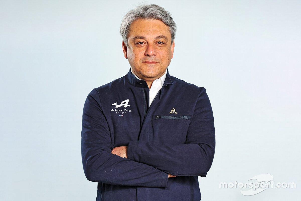 Luca de Meo, Amministratore Delegato del Groupe Alpine