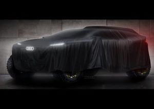 Audi для Дакара