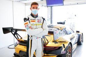 #54 Dinamic Motorsport Porsche 911 GT3 R: Kevin Estre