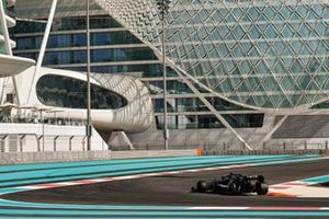 Stoffel Vandoorne, Mercedes F1 W11