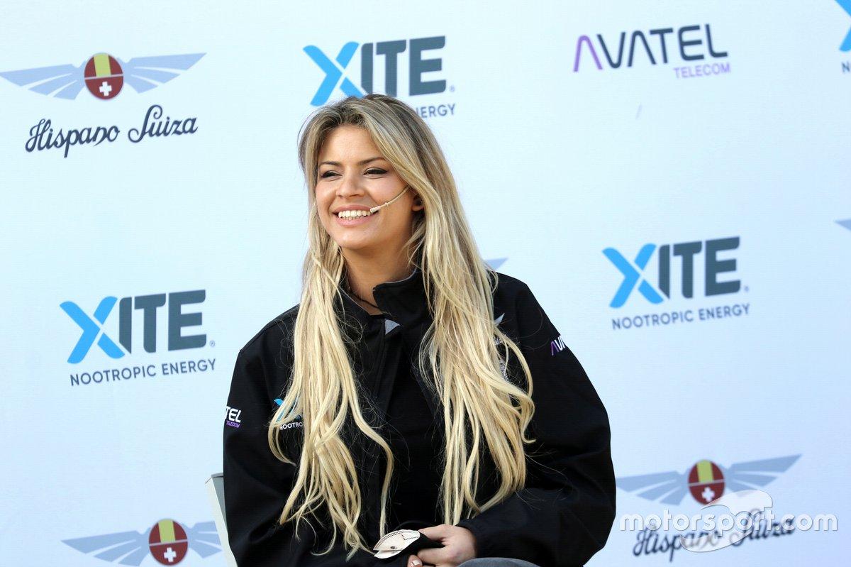 Christine Giampaoli, Hispano Suiza Extreme E
