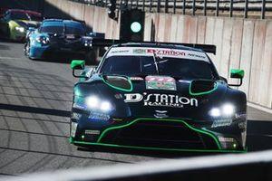 #777 D'Station Racing Aston Martin Vantage AMR: Satoshi Hoshino, Tomonobu Fuji, Andrew Watson