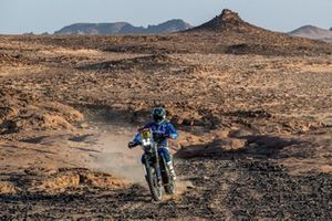 #18 Monster Energy Yamaha Rally Team: Ross Branch