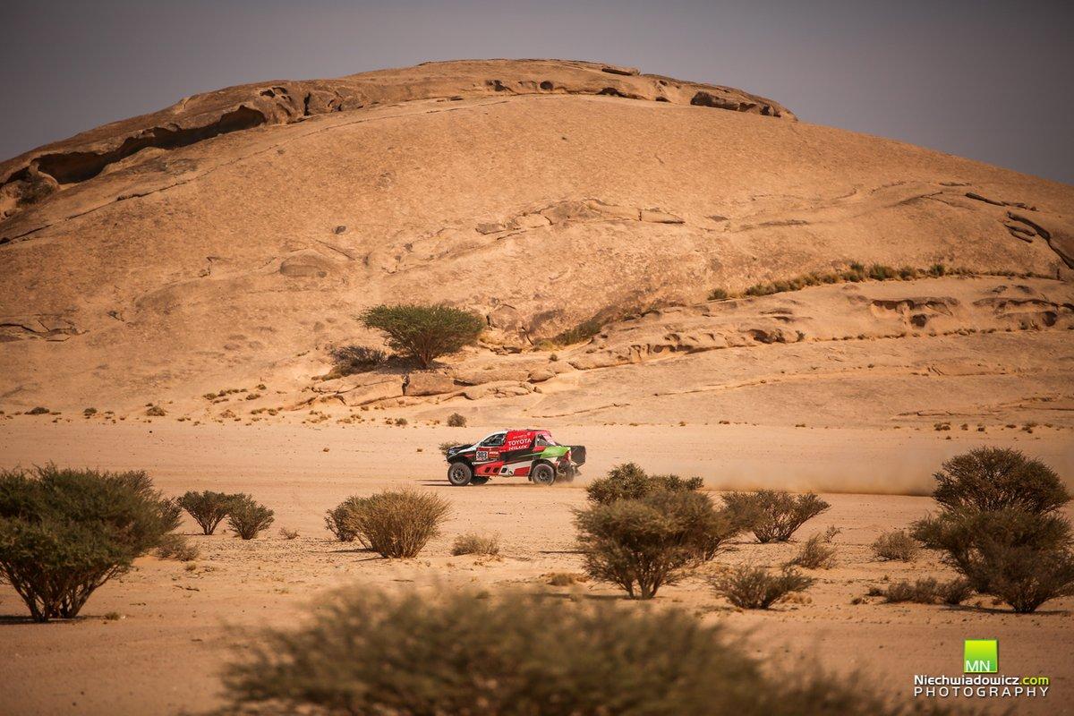 #303 Overdrive Toyota: Yazeed Al Rajhi, Dirk Von Zitzewitz