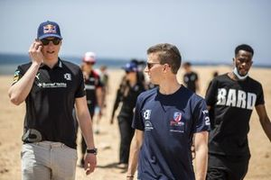 Johan Kristoffersson ,Rosberg X Racing, and Timmy Hansen, Andretti United Extreme E