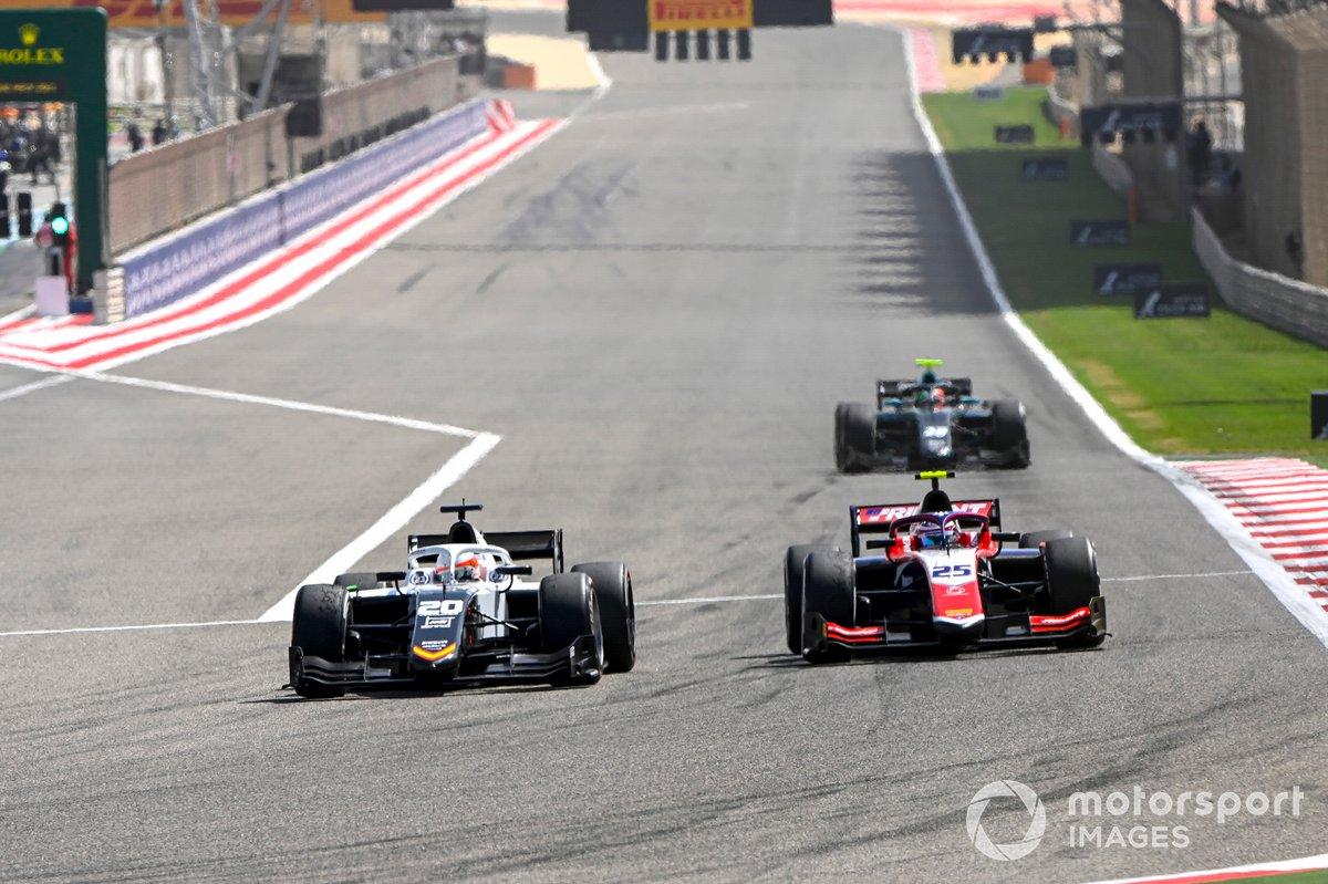 Gianluca Petecof, Campos Racing y Marino Sato, Trident