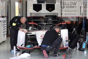 TAG Heuer Porsche pit box