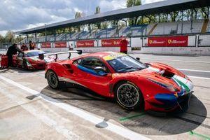 La Ferrari 488 Modificata a Monza