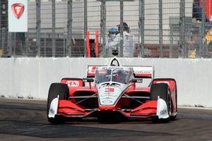 Scott McLaughlin Team Penske Chevrolet