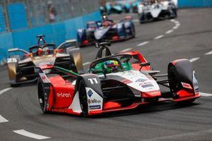 Lucas Di Grassi, Audi Sport ABT Schaeffler, Audi e-tron FE07, Jean-Eric Vergne, DS Techeetah, DS E-Tense FE21