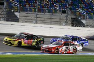 Alex Labbe, DGM Racing, Chevrolet Camaro Globocam/Prolon Controls Jade Buford, Big Machine Racing, Chevrolet Camaro