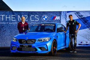Fabio Quartararo, Petronas Yamaha SRT, Carmelo Ezpeleta, CEO Dorna Sports
