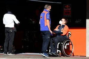 Hervé Poncharal, Red Bull KTM Tech 3, Pit Beirer, hoofd van KTM Sport