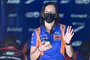 Maria Pohlmann, Red Bull KTM Tech 3
