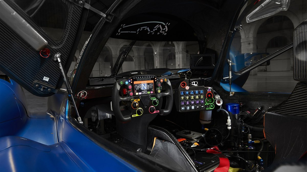 Alpine A480 LMP1