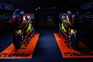 Moto Sam Lowes and Augusto Fernandez, Marc VDS Racing