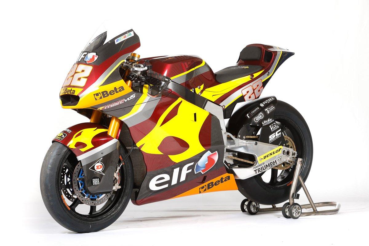Moto Sam Lowes, Marc VDS Racing