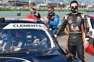Jeremy Clements, Jeremy Clements Racing, Chevrolet Camaro Wealth Accelerators