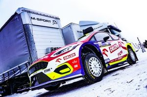 Martin Prokop, Viktor Chytka, M-Sport Ford World Rally Team Ford Fiesta MKII