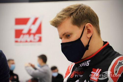 Assento da Haas F1
