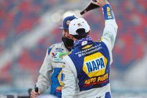 NASCAR Cup-Champion 2020: Chase Elliott, Hendrick Motorsports, mit Alan Gustafson