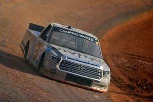 Johnny Sauter, ThorSport Racing, Toyota Tundra Vivitar/RealTree