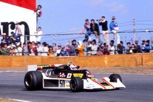 Kunimitsu Takahashi, Tyrrell 007