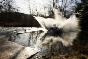 Barry McKenna, Leon Jordan, Ford Fiesta