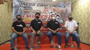 Konferensi Pers Indonesia Cup Prix 2020.