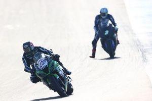 Lucas Mahias, Kawasaki Puccetti Racing, Kohta Nozane, GRT Yamaha WorldSBK Junior Team