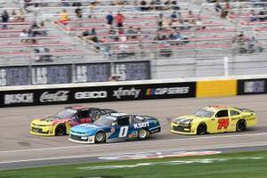 Jeffrey Earnhardt, JD Motorsports, Chevrolet KSDT CPA, Bayley Currey, Mike Harmon Racing, Chevrolet Camaro Lerner & Rowe