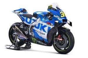 Suzuki GSX-RR für die MotoGP-Saison 2021