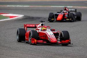 Mick Schumacher, Prema Racing and Giuliano Alesi, MP Motorsport