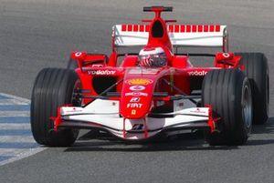 Marc Gene, test driver Ferrari